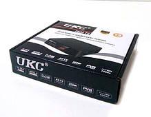 Тюнер цифровий DVB-T2 ICM UKC 7820 YouTube з можливістю підключити Wi-Fi, фото 3