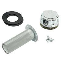 Фильтр заливной (горловина с сапуном) D50 h150