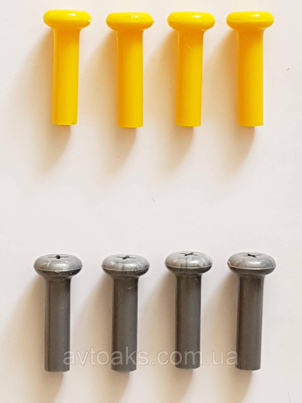 Кнопка двери фиксации замка ВАЗ 2101-06 пластмасс, тюнинг