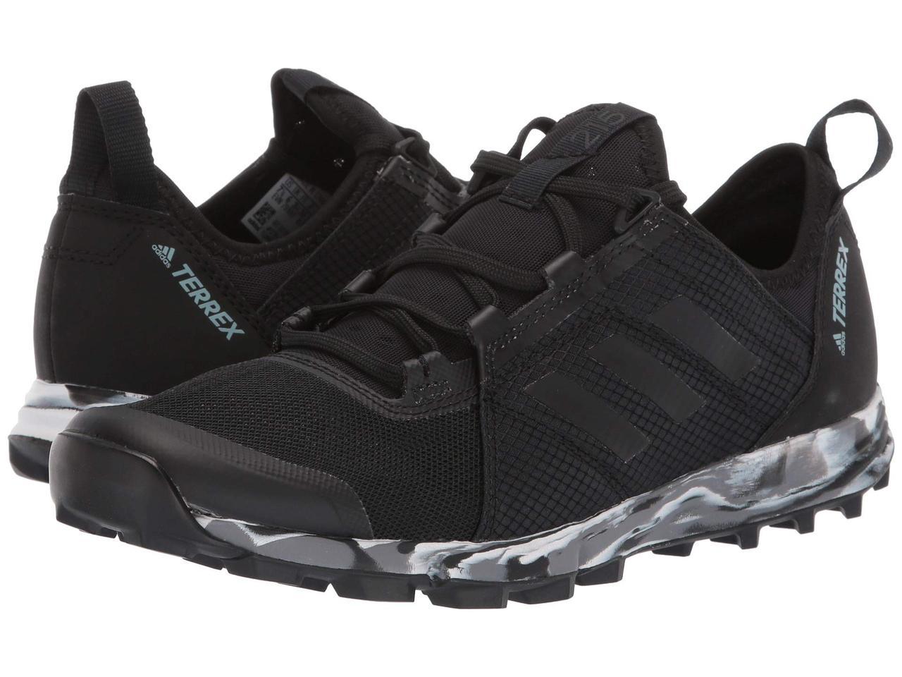 Кроссовки/Кеды (Оригинал) adidas Outdoor Terrex Speed Black/Black/Ash Grey