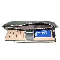 Портмоне гаманець чоловічий Baellerry C1283 Black, фото 2