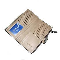 Портмоне гаманець чоловічий Baellerry C1283 Black, фото 3