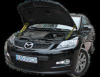 Газовый упор капота (амортизатор капота) для Mazda CX-7 / Мазда СХ-7 (2006-2012)