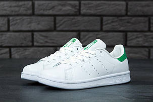 Мужские кроссовки в стиле Adidas Stan Smith (41, 42, 43, 44, 45 размеры), фото 2