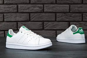 Мужские кроссовки в стиле Adidas Stan Smith (41, 42, 43, 44, 45 размеры), фото 3
