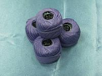 Нитки ирис светло-фиолетовый № 728