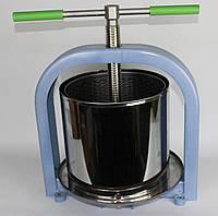 Пресс ЛАН 10 литров для ягод ,сока,овощей, фото 1