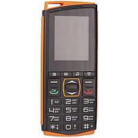 Мобильный телефон Sigma Comfort 50 mini 4 Dual Sim Black/Orange