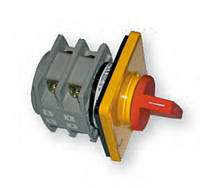 Переключатель 1-0-2 (желто-красный) ELK 80 1b 02.02