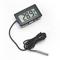 Термометр градусник цифровой с LCD выносной датчик MHZ TPM 10