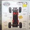 Радиоуправляемая машинка Джип 4х4 Монстр 0135 1:12 2 цвета, фото 7