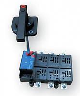 Разъединитель нагрузки с выносной рукояткой LA1/D 160A 3P