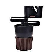 Автомобильный стакан-органайзер 5в1 Car cup holder (1518)