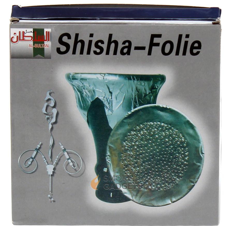 Фольга для кальяна Shisha-Folie (50 листов)