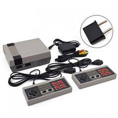 Игровая приставка консоль на 500 игр NES Game Machine Mini AV-выход MHZ F1605EU