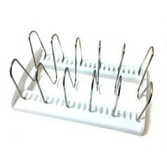 Сушка для посуды крышек Спартак Comfort R86660, с поддоном