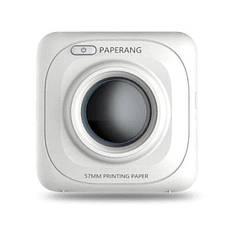 Портативный термопринтер MHZ Jepod Paperang P1, с Bluetooth