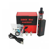 Вейп электронная сигарета Kanger Tech SUBOX Mini Starter Kit Black, фото 3