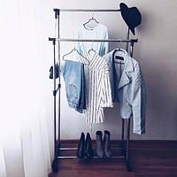 Вешалка для Одежды Shop Double Pole Small, фото 1