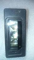 Фонарь подсветки заднего номерного знакаVW Caddy 4/T-6/Golf 7/B-7/B-8/Po 3AF 943 021 A