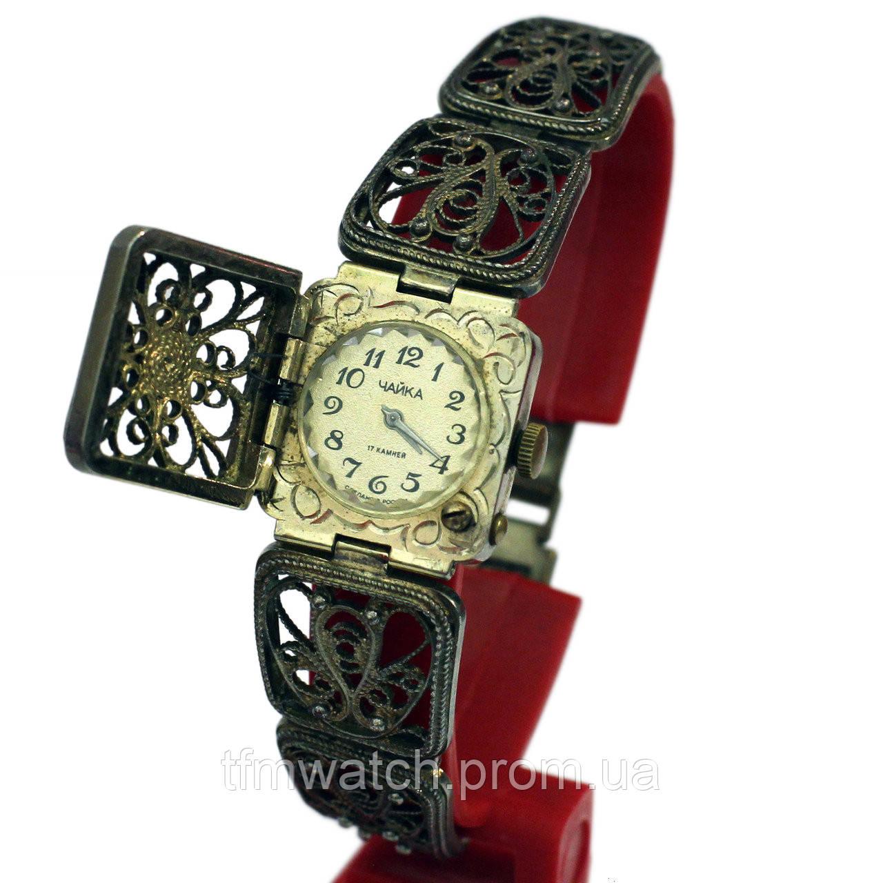 Красивые женские часы Чайка, фото 1