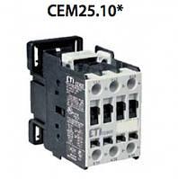Контактор CEM 25.10 230V AC
