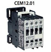 Контактор CEM 12.01 230V AC