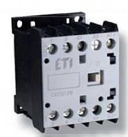 Контактор миниатюрный  CEC 16.PR 24V DC (16A; 7,5kW; AC3) 4р (2н.о.+2н.з.)