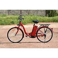 Электровелосипед LIRA 350ВТ 36V  батарея литий-ионная, фото 1