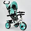 Велосипед 3-х колёсный 5700-3210 Best Trike бирюзовый, фото 3