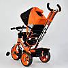 Велосипед 3-х колёсный 5700-4780 Best Trike оранжевый, фото 4