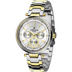 Часы Daniel Klein DK11253-3 Silver/Gold