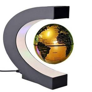 Глобус левитрон антигравитационный Globe Golden, фото 2