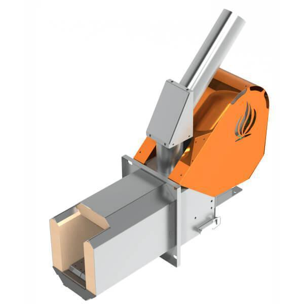 Пеллетная горелка Eco-Palnik Uni-Max 70 кВт