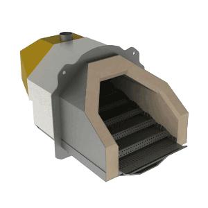 Пеллетная горелка OXI Ceramik+ 30 кВт