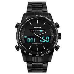 Часы Skmei 1131 BK-White BOX (1131BOXBKWH)