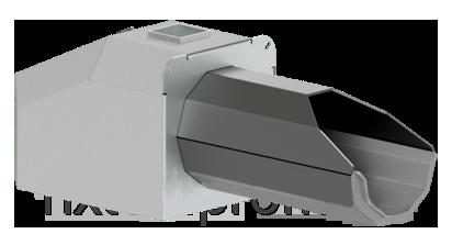 Пеллетная горелка Venma Comfort 125 кВт
