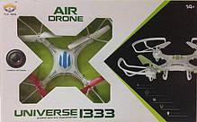 Квадрокоптер дрон радиоуправляемый Bambi Universe 1333, фото 2