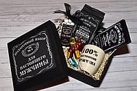 Подарочный набор для настоящего мужчины в стиле Джек Дениелс