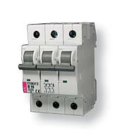 Авт. выключатель ETIMAT 6  3p C 20А (6 kA)