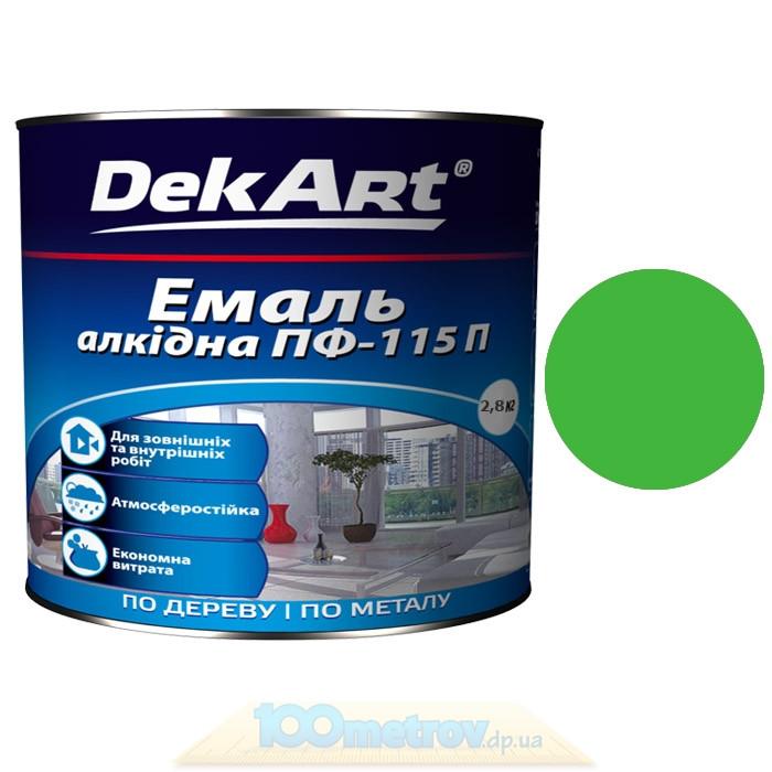 ЭМАЛЬ ПФ-115П  2.8 кг