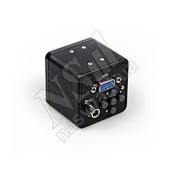 Цифровой окуляр-камера микроскопа YA XUN VGA out 12V