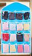 Органайзер для вешалки с кармашками односторонний Pockets, фото 8