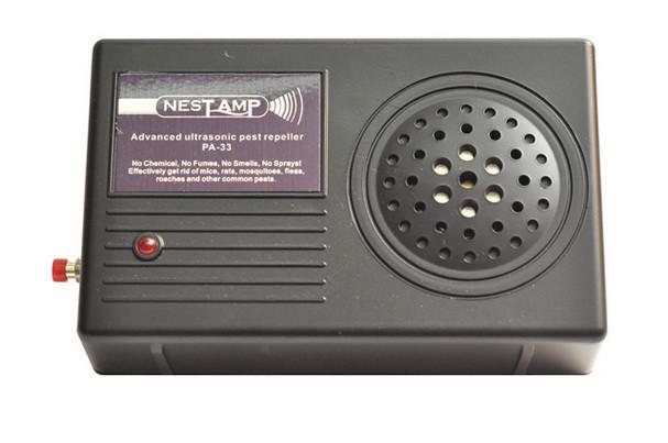Бытовой ультразвуковой отпугиватель грызунов PA-33