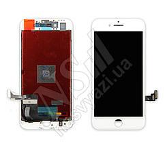 Дисплей APPLE iPhone 8/SE (2020) с белым тачскрином оригинал (TW)