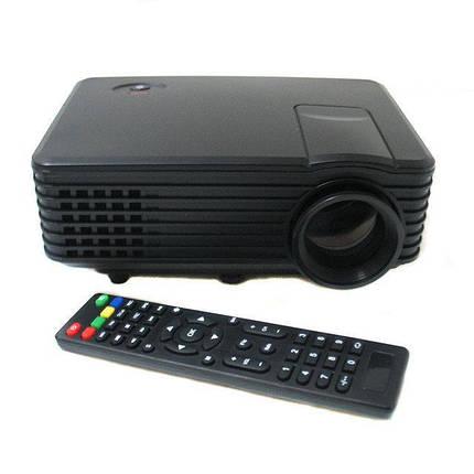 Проектор WiFi Mini LED Projector RD 805, фото 2
