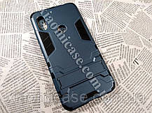 PC + TPU Metal Armor чехол для Xiaomi (Ксиоми) Redmi Note 6 Pro, фото 3