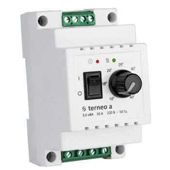 Терморегулятор с датчиком Terneo a, фото 2