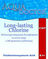 AquaDoctor C90 T - медленно растворимый дезинфекант в таблетках 50 кг