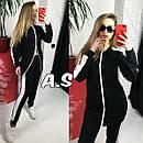 Женский спорт костюм с удлиненной кофтой 52spt575, фото 4